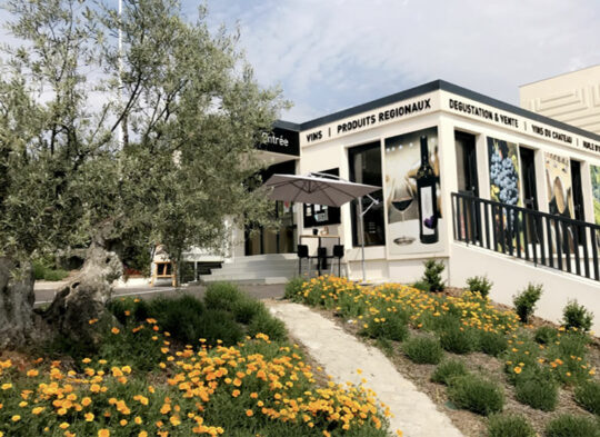 La Boutique du vin à Bourg Saint Andéol