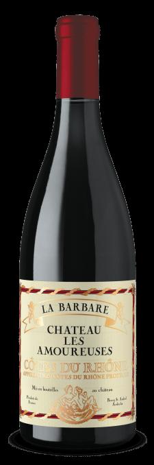 Château les Amoureuses - La Barbare
